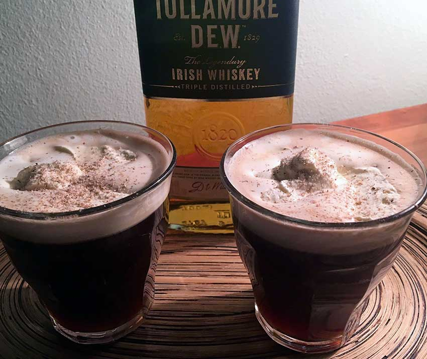 Opskrift: En velafbalanceret Irish Coffee