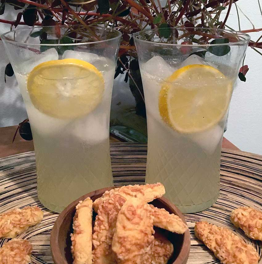 Opskrift: Den klassiske cocktail Tom Collins