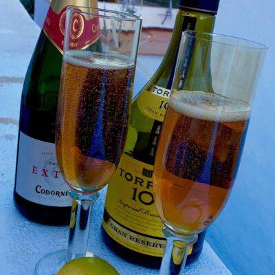 Opskrift: Den klassiske champagnecocktail