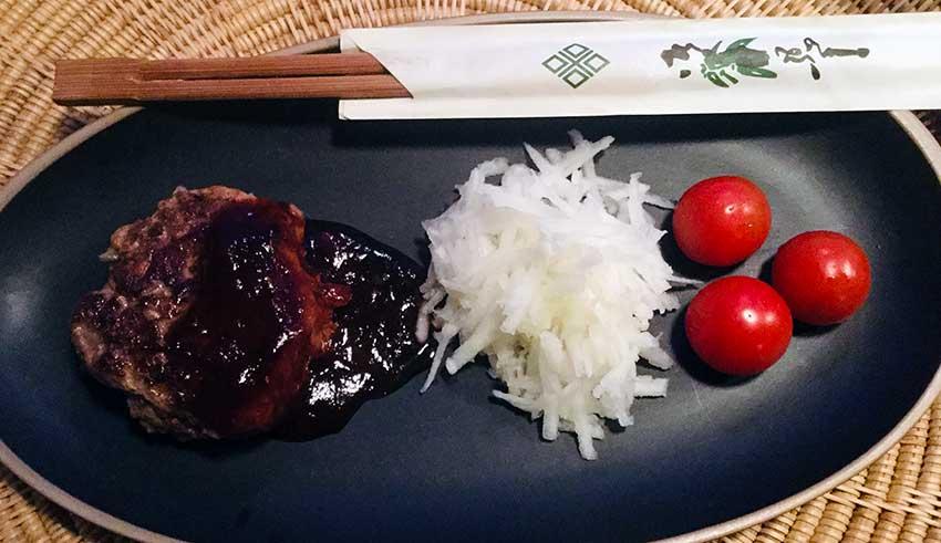 Opskrift: Hambagu – japansk hakkebøf