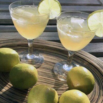 Opskrift: Gimlet - den berømte gin drink