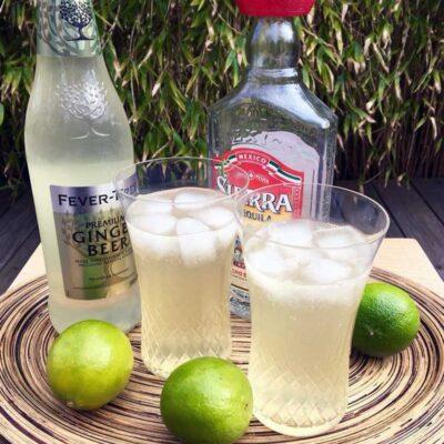 Opskrifter: Ginger Beer Margarita