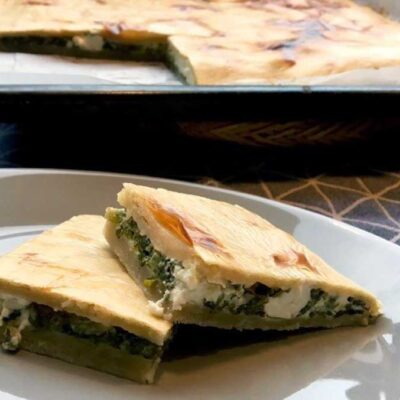 Opskrift: Nem kroatisk snack-tærte - burek