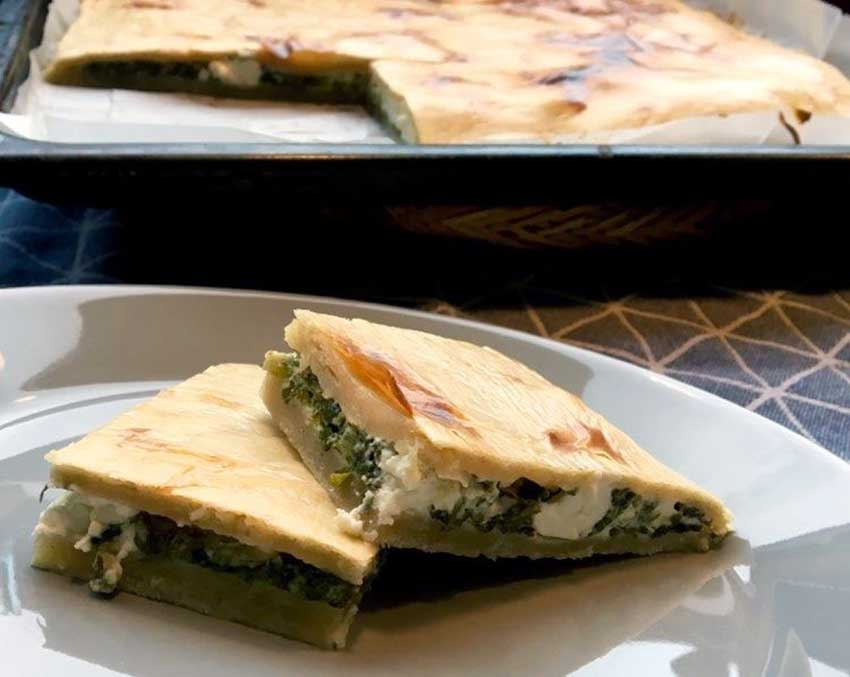 Opskrift: Nem kroatisk snack-tærte – burek