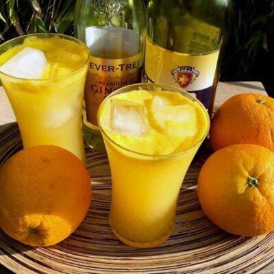 Opskrift: Riviera Breeze - drink med pastis