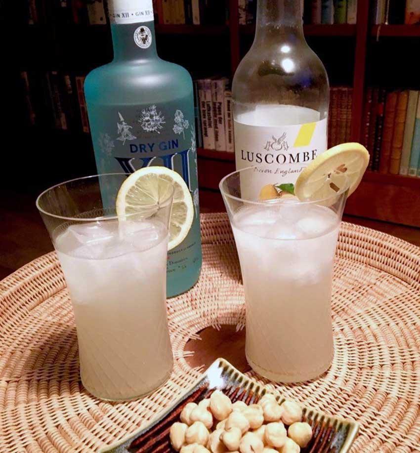 Opskrift: The Original London Lemonade