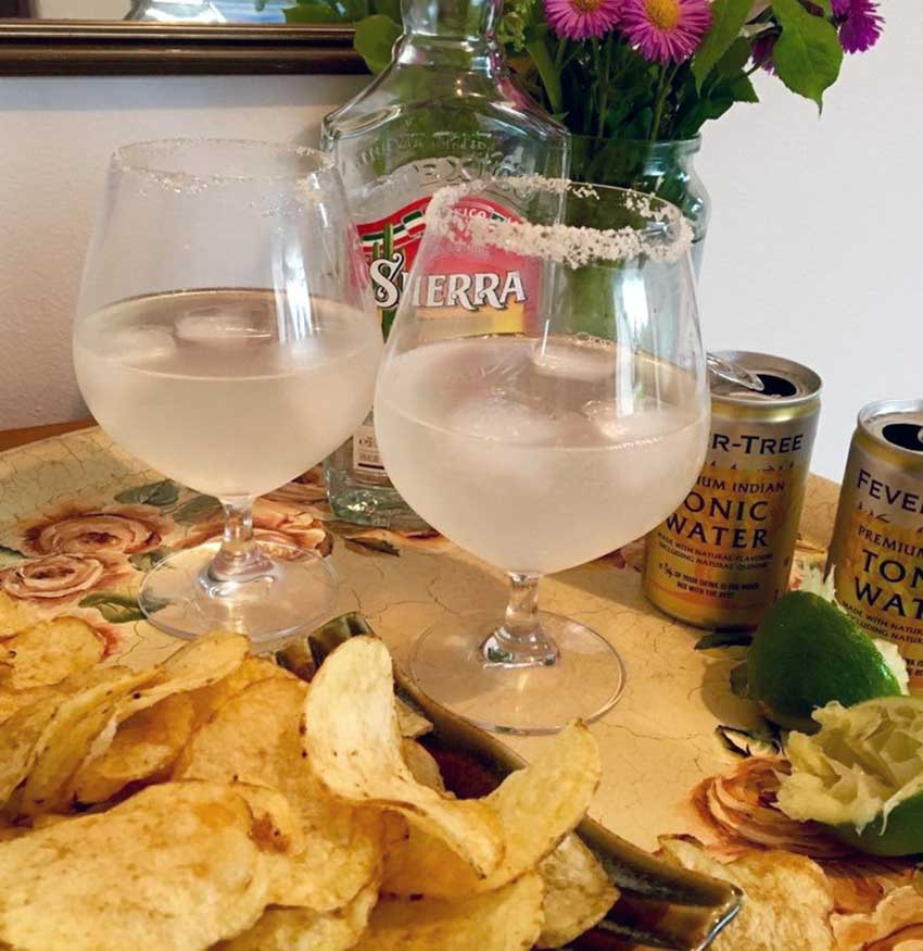 Opskrift: T'n'T – Tequila and Tonic
