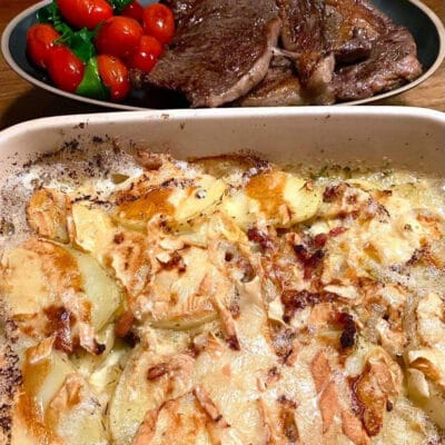 Opskrift: Tartiflette - fransk kartoffelgratin