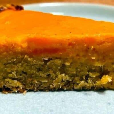 Opskrift: Ingefærtærte med citron