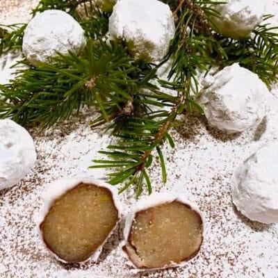 Opskrift: Julens hyggeligste snebolde slik