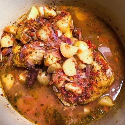 one-pot-gresk-kylling