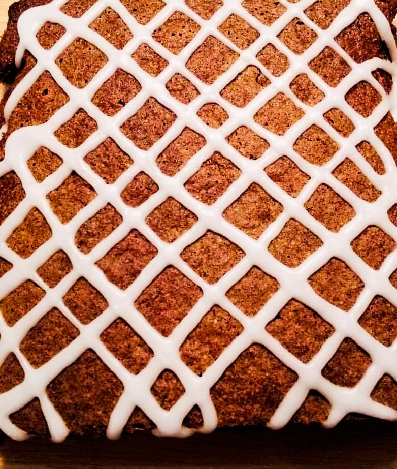 Opskrift: Mariannes veganske krydderkage