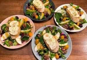 Salade-de-chevre-chaud-foto