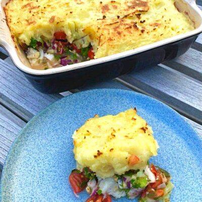 Cottage-pie-med-kulmule-og-tomater