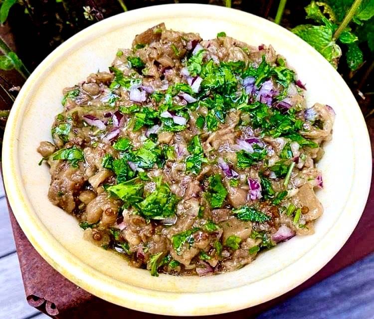 Opskrift: Græsk auberginedip – melitzanosalata